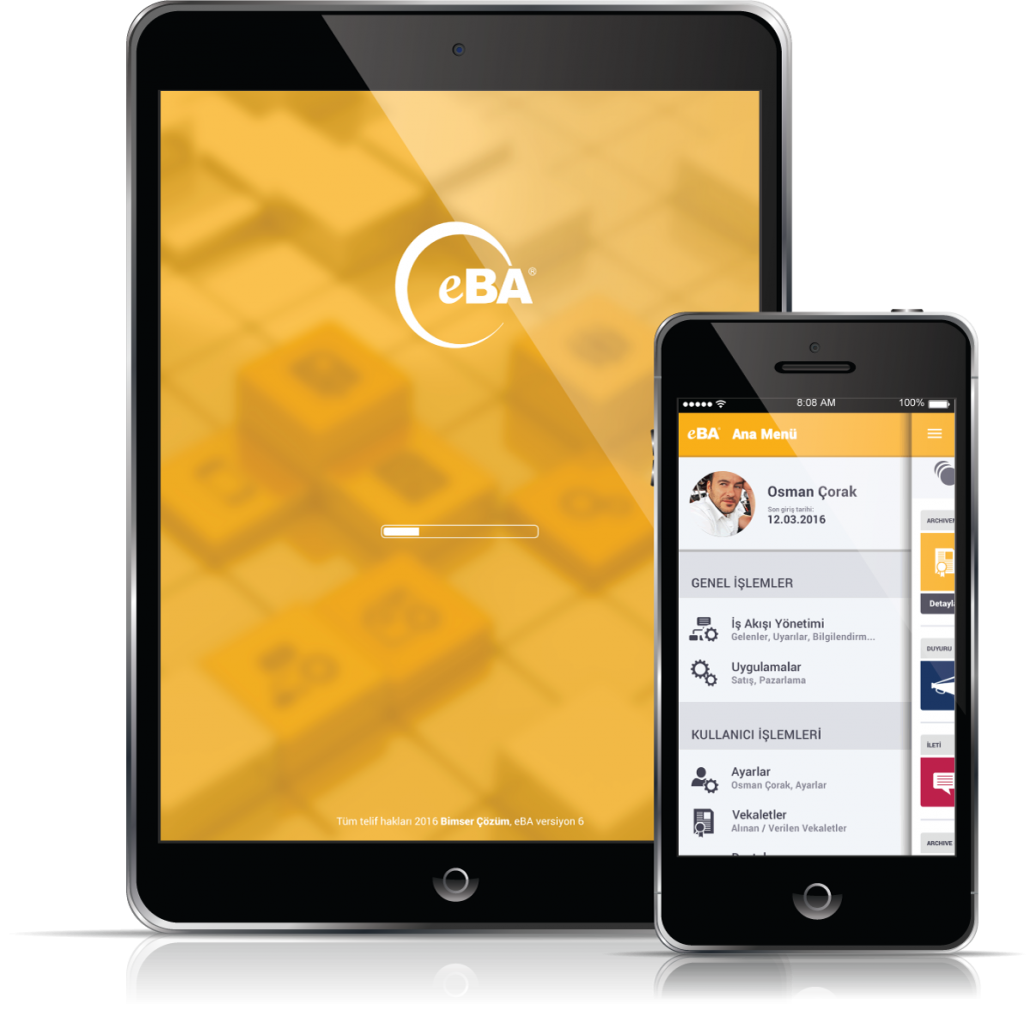 eBa Tablet & Mobile